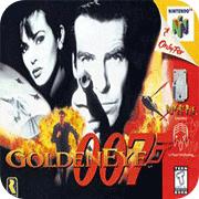 007 黄金眼 美版
