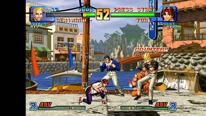 拳皇98DC版V3.8.4 安卓版