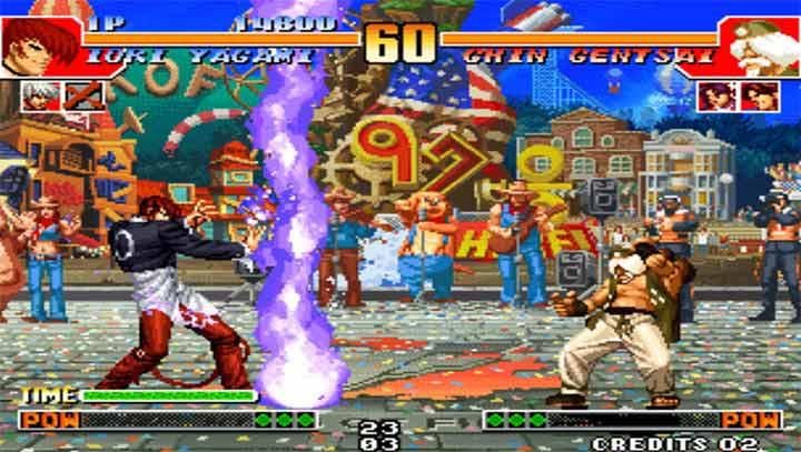 拳皇97 三问版V1.2.3 安卓版