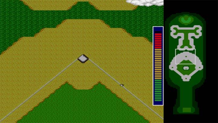 战斗高尔夫单机版