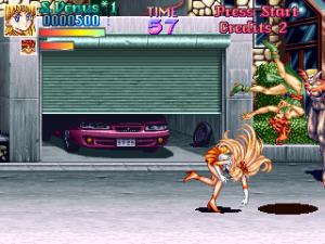美少女战士街机版