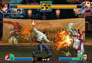 拳皇2001 风云再起plusV1.1.2 永利平台版