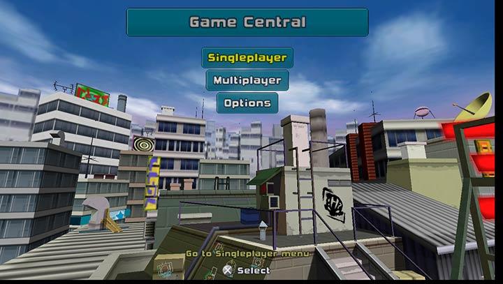 城市滑板中文版