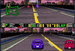 首都高赛车2街机版