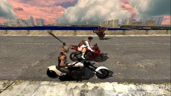 暴力摩托3变态版V1.2 变态版