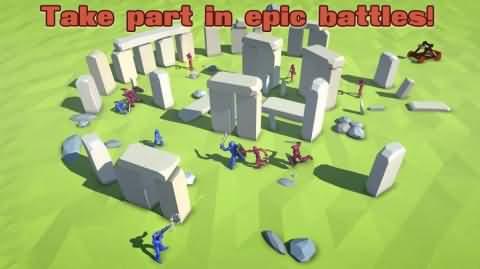 真实战争:沙盒大乱斗V1.1.6 破解版