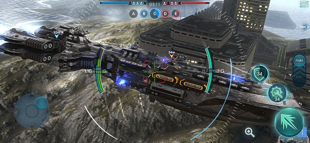 太空舰队V1.0 安卓版