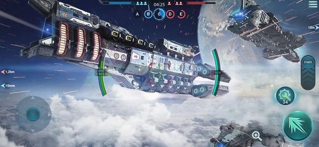 太空舰队V2.1.330 安卓版
