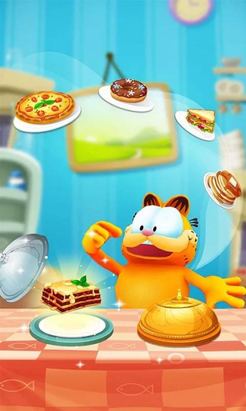 加菲猫跑酷无限金币版V2.5.3 破解版