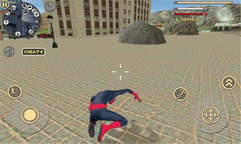 蜘蛛侠:决战拉斯维加斯V1.0.5.3 安卓版