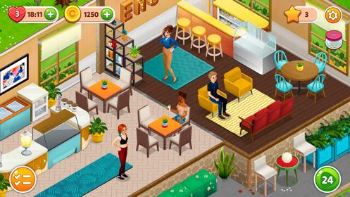 幻想咖啡店V1.0 苹果版