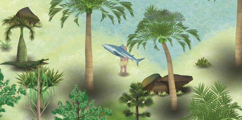挨饿荒野帕劳群岛V1.0 苹果版