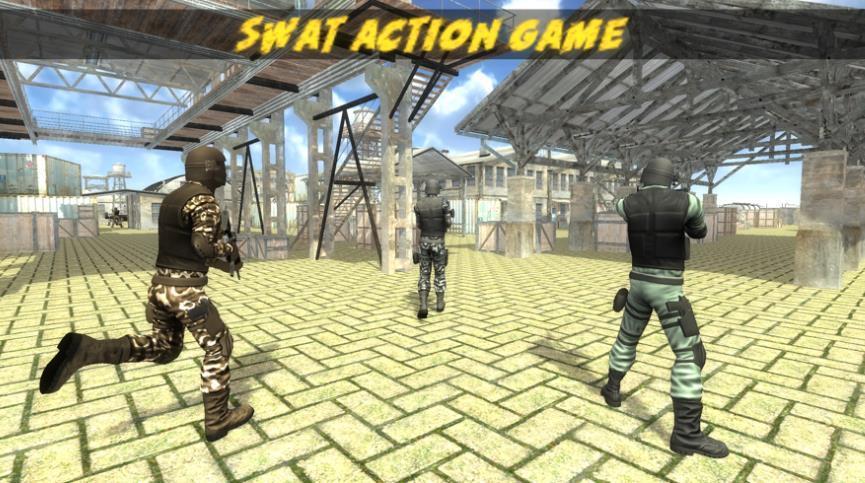警察犯罪城市恐怖分子行动V1.0 安卓版