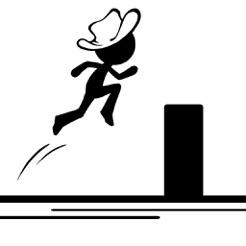 火柴人跳跃 V1.0.3 IOS版