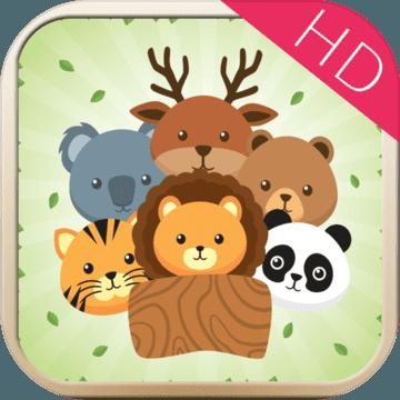 儿童动物贴纸 V1.3.0 苹果版