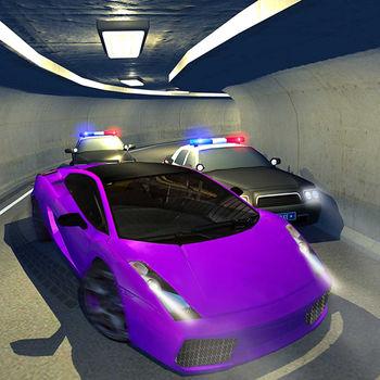 警车逃脱3D V1.0 苹果版
