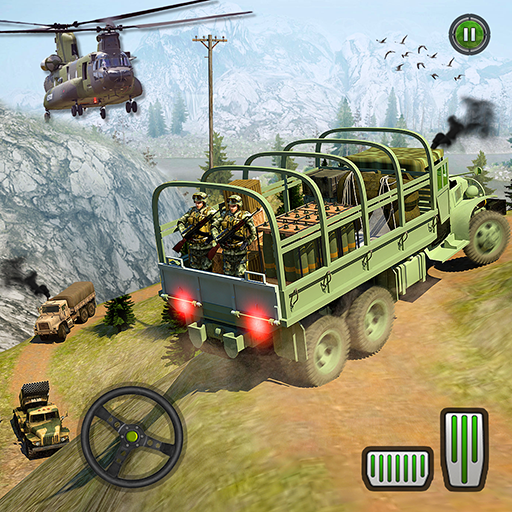 陆军越野运输卡车 V1.5 安卓版