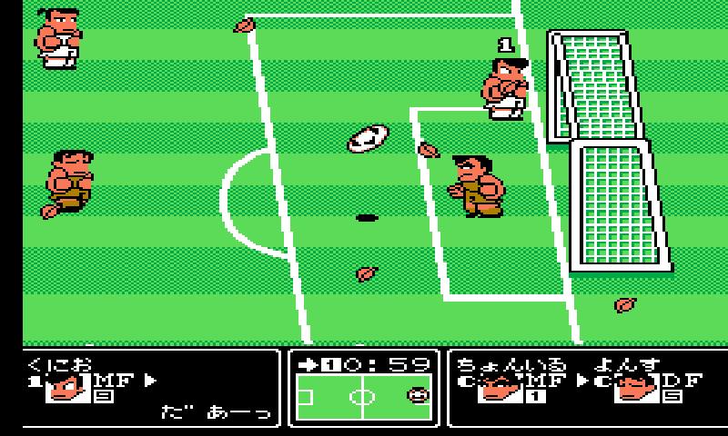 热血足球3V1.0 安卓版