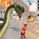 饥饿的蟒蛇模拟器 V1.0 安卓版