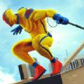 超级绳索英雄大城市 V1.1 安卓版