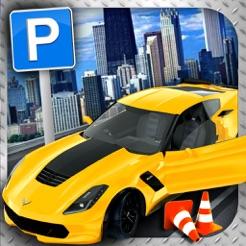 拖车赛车速度汽车3D V1.0 苹果版