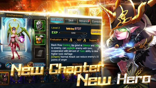 Hero Revolution 3DV2.2 安卓版