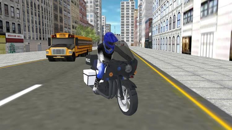 摩托车警察2020V1 安卓版