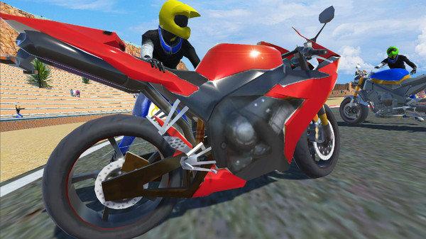公路摩托3DV1.1 安卓版