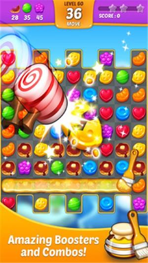 棒棒糖甜蜜消除V1.7.11 安卓版