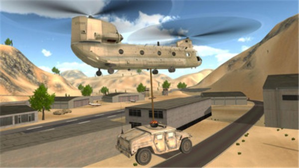 沙漠直升机模拟V2.5 安卓版
