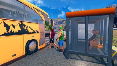 越野旅游巴士驾驶模拟器V0.1.2 安卓版