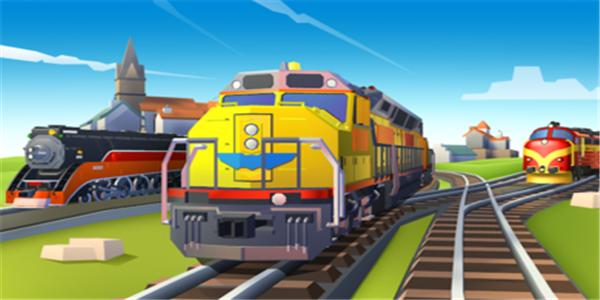 火车大亨模拟器V1.0 安卓版