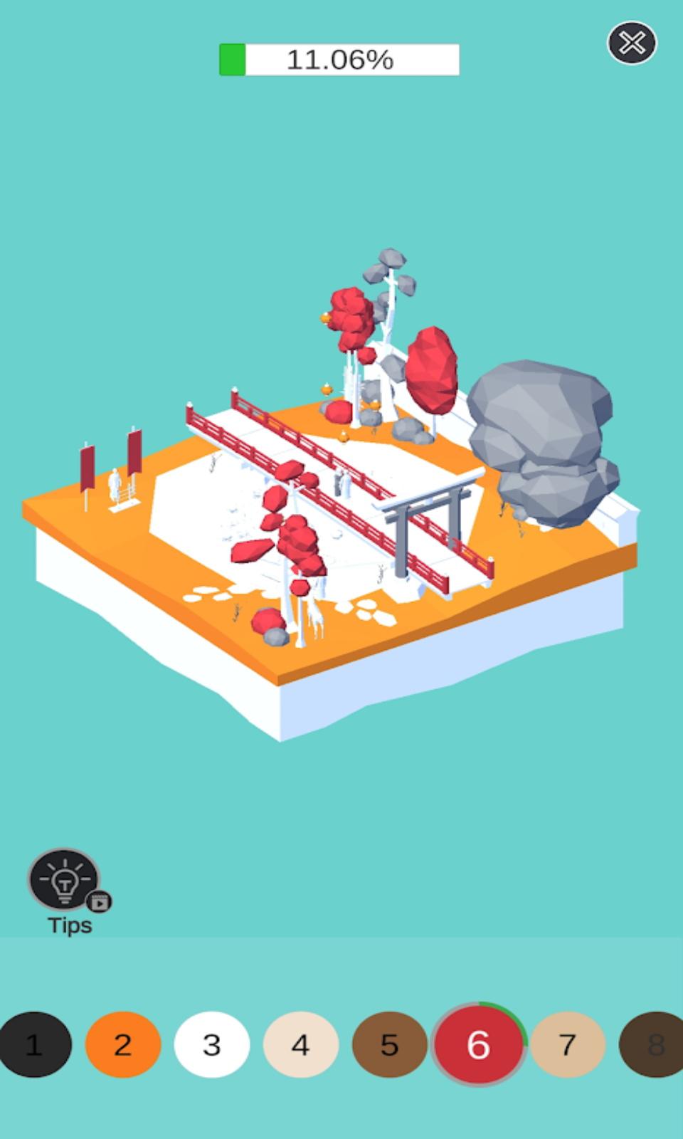迷你世界涂色3DV1.19 安卓版