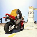 大坡道特技摩托车 V1.1 安卓版