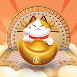 富贵喵赚钱版下载安装地址-富贵喵区块链合成分红游戏平台下载