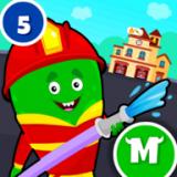 怪物城镇儿童消防局 V1.2 安卓版