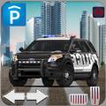 警车高难度停车驾驶 V1.0 安卓版