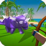 像素荒野求生恐龙岛 V1.0.0 安卓版