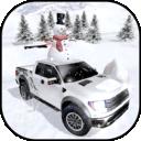 冬季雪卡车3D V1.4 安卓版
