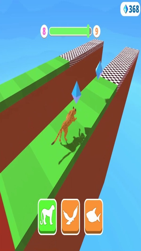动物变身赛V0.6.9 安卓版