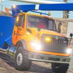 重型卡车起重机模拟器 V1.2 安卓版