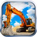 模拟驾驶挖掘机3D免费下载-模拟驾驶挖掘机3D免安装版下载