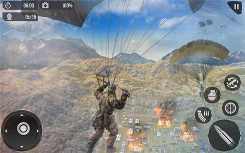 士兵射击任务小队手机版