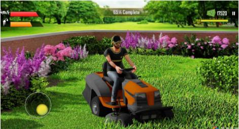 草坪割草机模拟器手机版