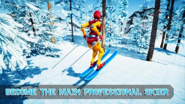 高山特技滑雪最新版