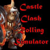 城堡冲突滚动模拟器 免费版