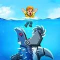 变异鲨大战 手机版
