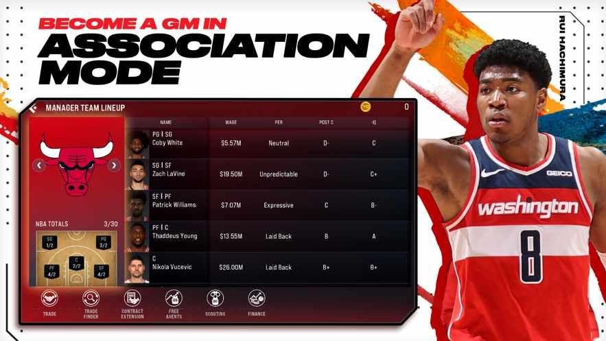 NBA2K22 Arcade最新版
