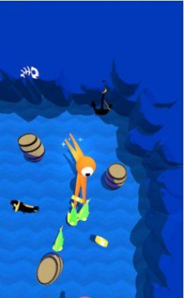 鱿鱼吃鱼跑手机版