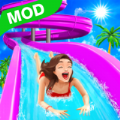 水上乐园滑滑梯 免费版